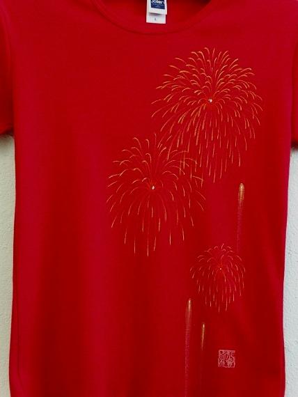 手描き 花火Tシャツ 2013 (45)