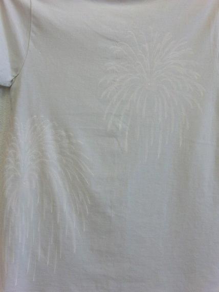 手描き 花火Tシャツ 2013 (54)