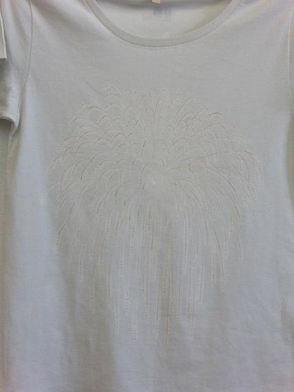 手描き 花火Tシャツ 2013 (55)