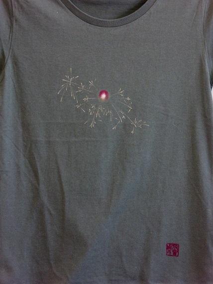手描き 花火Tシャツ 2013 (59)