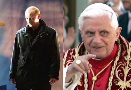 Putin VS Pop