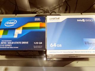 SSD-2種類