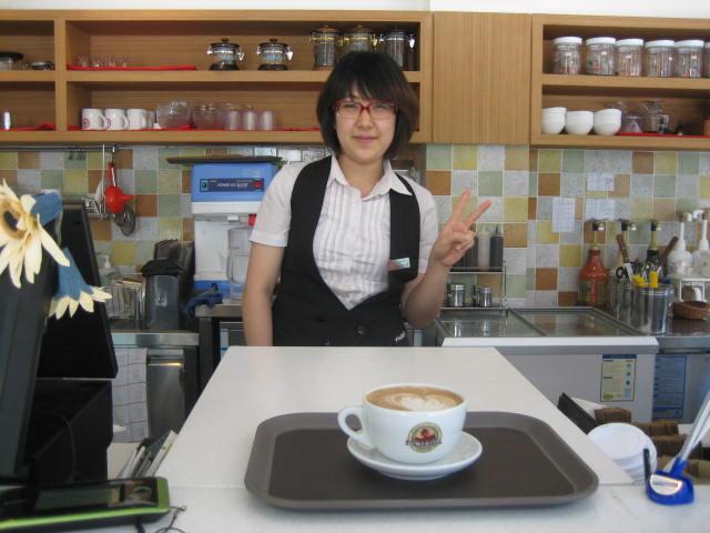 コーヒープリンス1号店_靖渓川_2