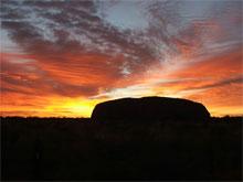 sunset ayrslock