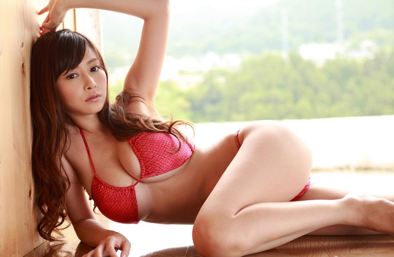 【綺麗なお姉さん。】 グラビア 杉原杏璃 写真