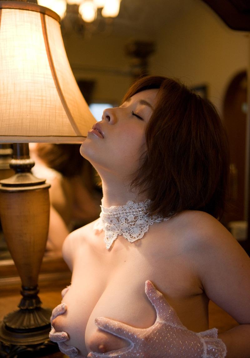 【綺麗なお姉さん。~AV女優のグラビア写真集~】 奥田咲 画像
