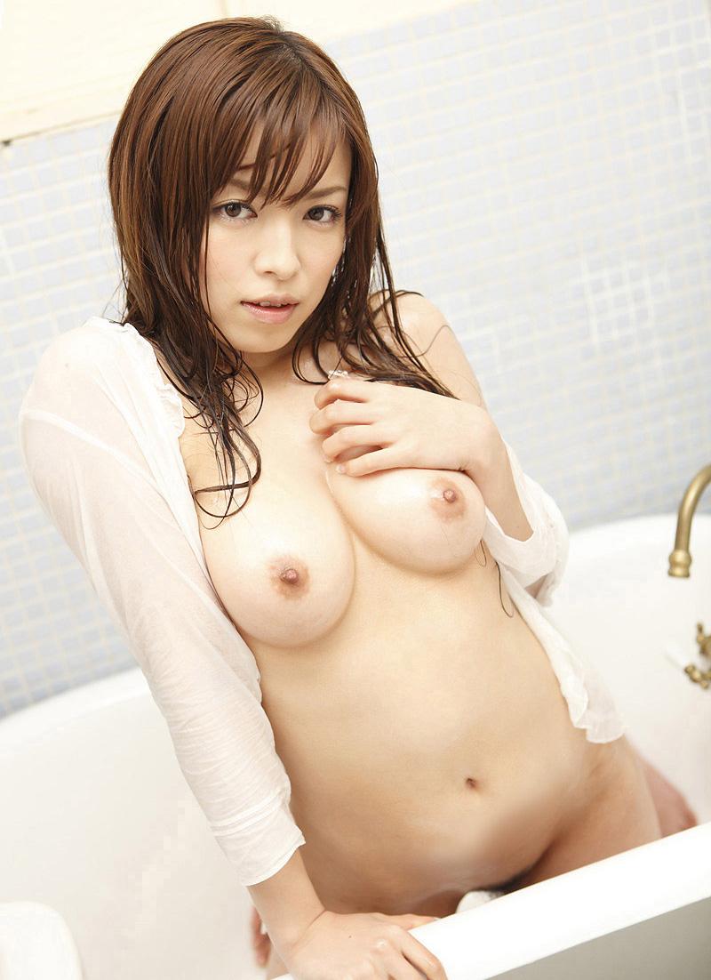 蒼井怜のグラビア写真