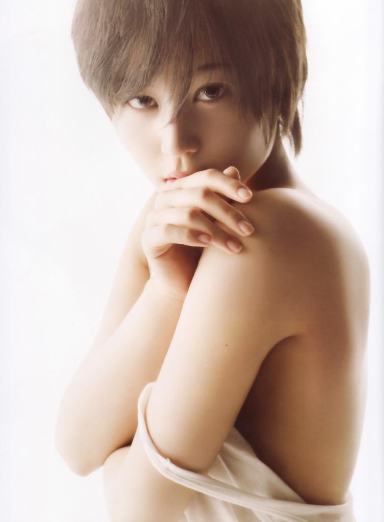【綺麗なお姉さん。】 女優 堀北真希 画像