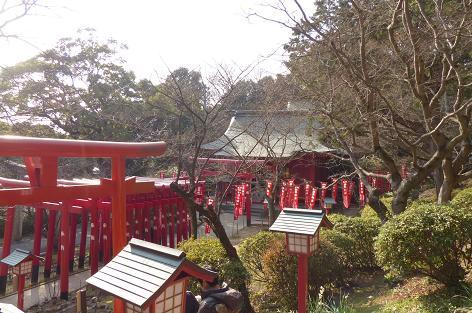 稲荷神社♪
