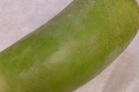 緑色の大根♪