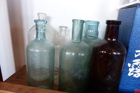 ガラス瓶♪