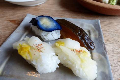漬物寿司♪