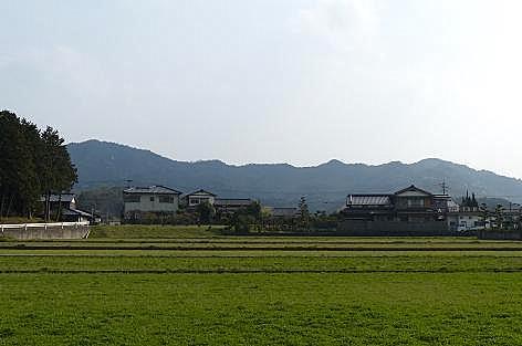 御所ケ岳の山々♪