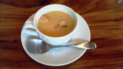 AMAYAレンズ豆のスープ