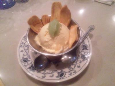 20130211チョウクアイスクリーム300円