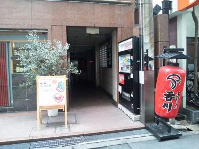 20130423デッカオ入居の曽根崎新地ビル