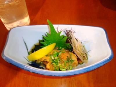 130618魚がし本店ホヤ貝酢250円