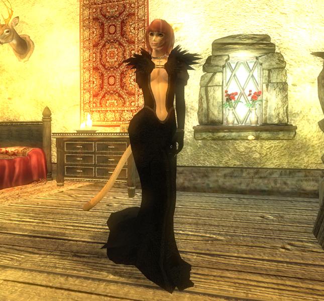 魔女のドレス12