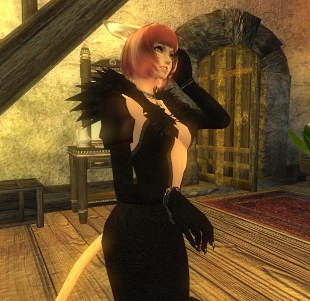 魔女のドレス10