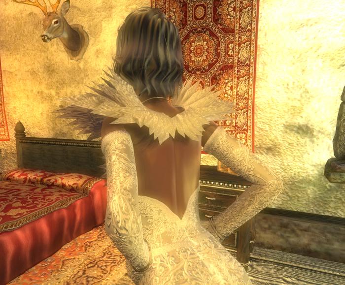 魔女のドレス16