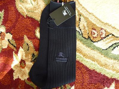 ブラックレーベル靴下
