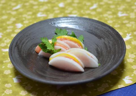 鮭レモンー