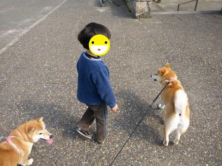 3太郎親分!