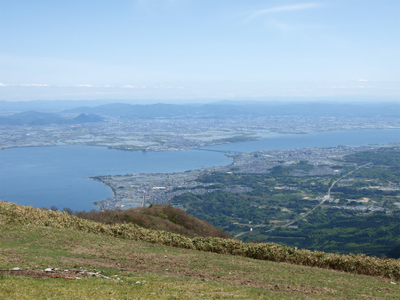 琵琶湖の景色♪