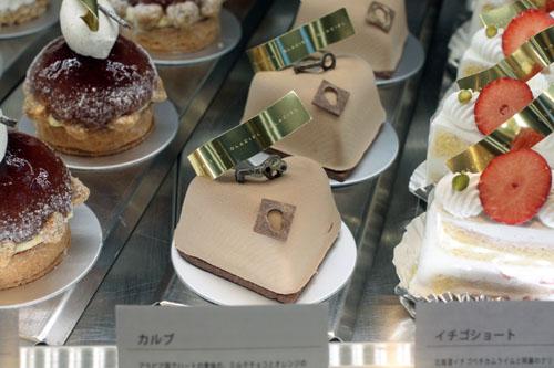 表参道ケーキ屋さん (10)