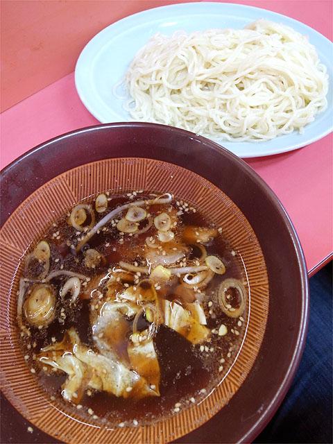 121225阿佐ヶ谷丸長-つけ麺