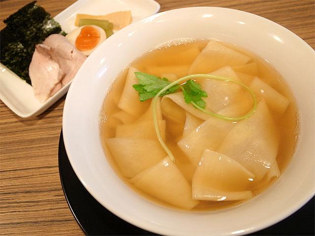 130331麺屋さくら-煮干しクリスタルAgain@1寸平麺