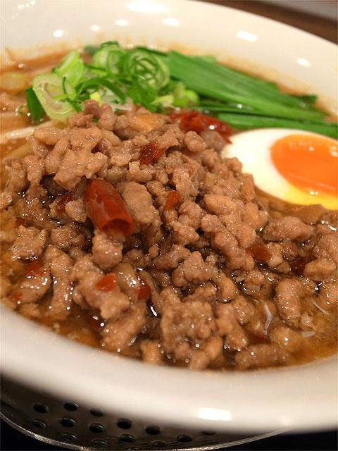 130202麺屋さくら-miso台湾ラーメン・ミンチ