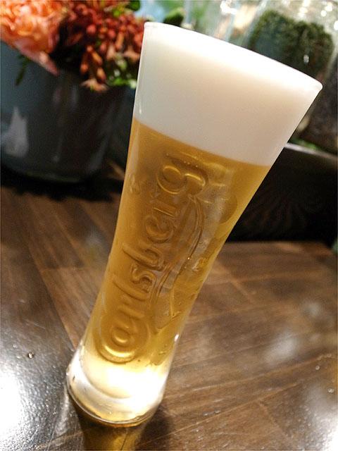 130501三日月バル-生ビール