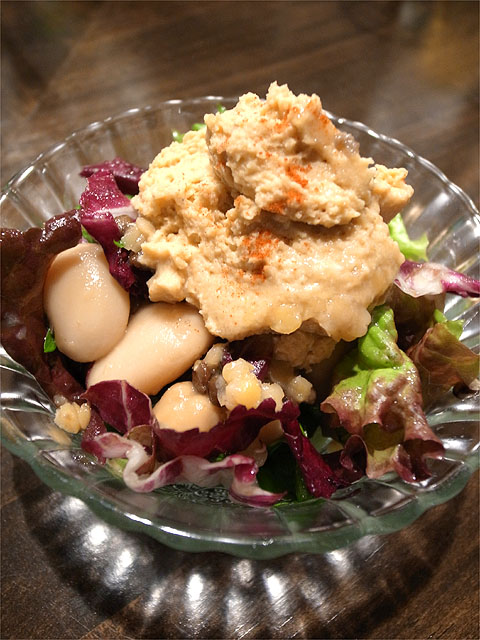 130501三日月バル-豆豆豆サラダ