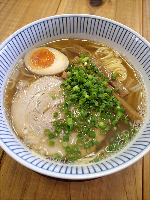 130601ちっきん-120%煮干らぁ麺