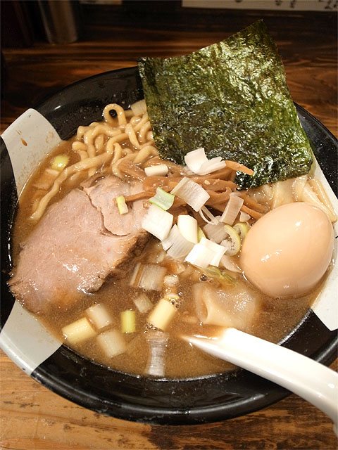 130602凪-味玉煮干ラーメン