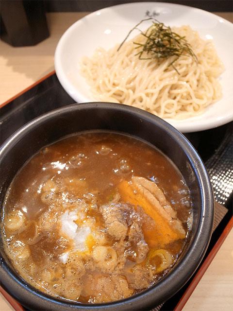 130720丸和各務原-嘉六カレーつけ麺