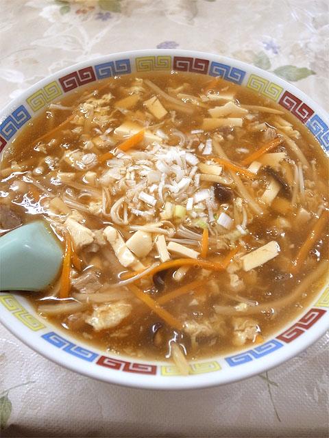 130615香根-酸辣湯麺