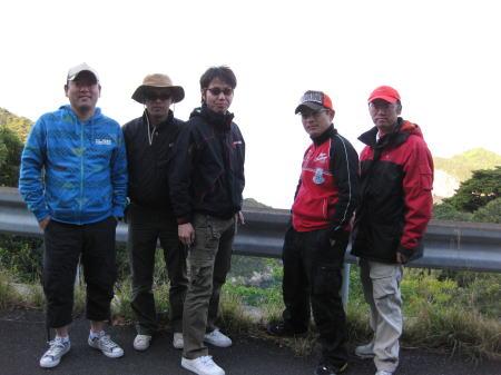 2011イカ釣り行脚隊