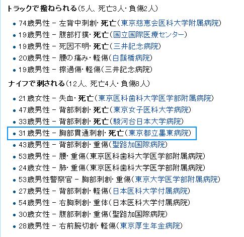 秋葉原通り魔事件 - Wikipedia