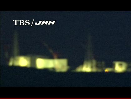 TBS NEWS-i JNN福島第一原発情報カメラ(LIVE)3