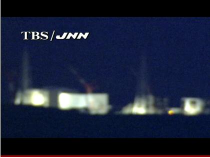 TBS NEWS-i JNN福島第一原発情報カメラ(LIVE)4