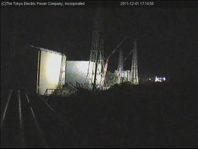 ふくいちライブカメラ(福島第一原子力発電所) - 東京電333