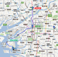 Google マップ - 地図検索DEGFE