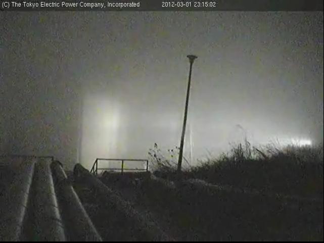 ふくいちライブカメラ(福島第一原子力発電所) - 東京電力