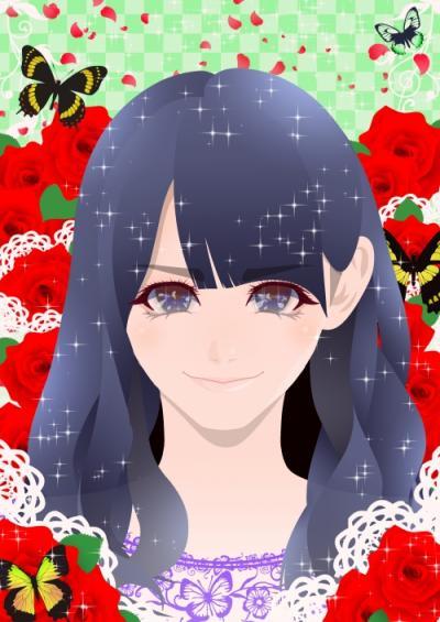 2013ハロプロ5 あいり 愛理 生誕