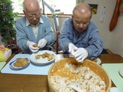 いなり寿司作り4