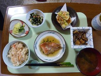 12月25日昼食