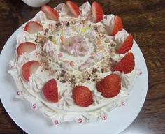 2月16日のケーキ