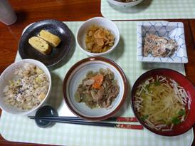 3月4日昼食